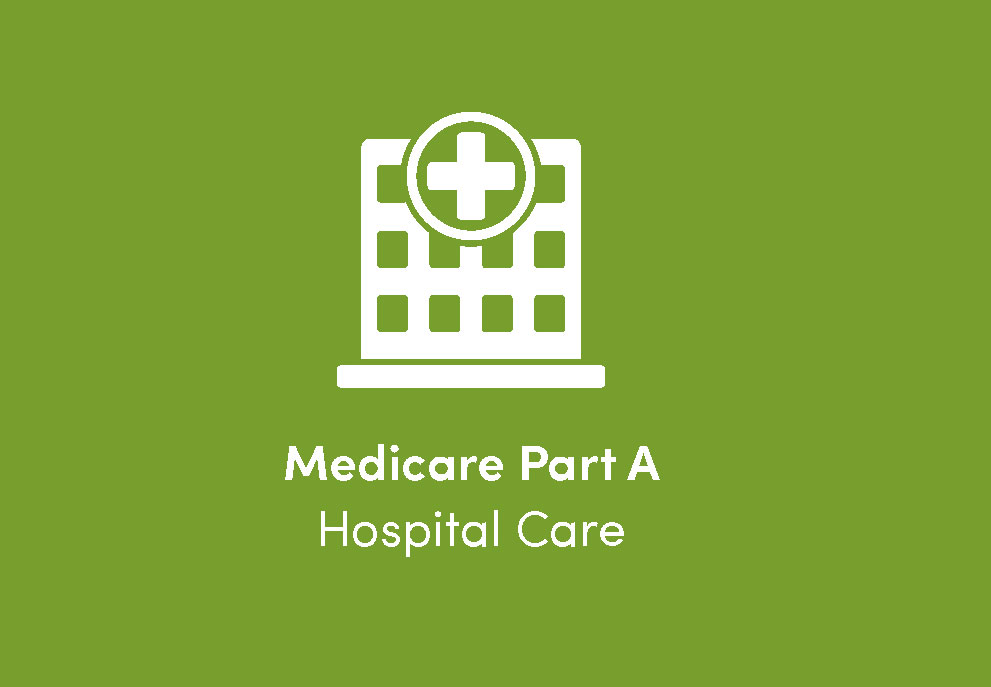 Medicare Part A Button