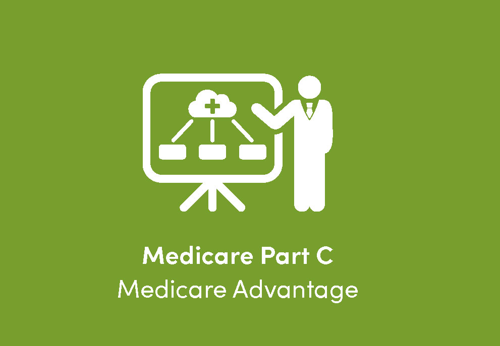 Medicare Part C Button