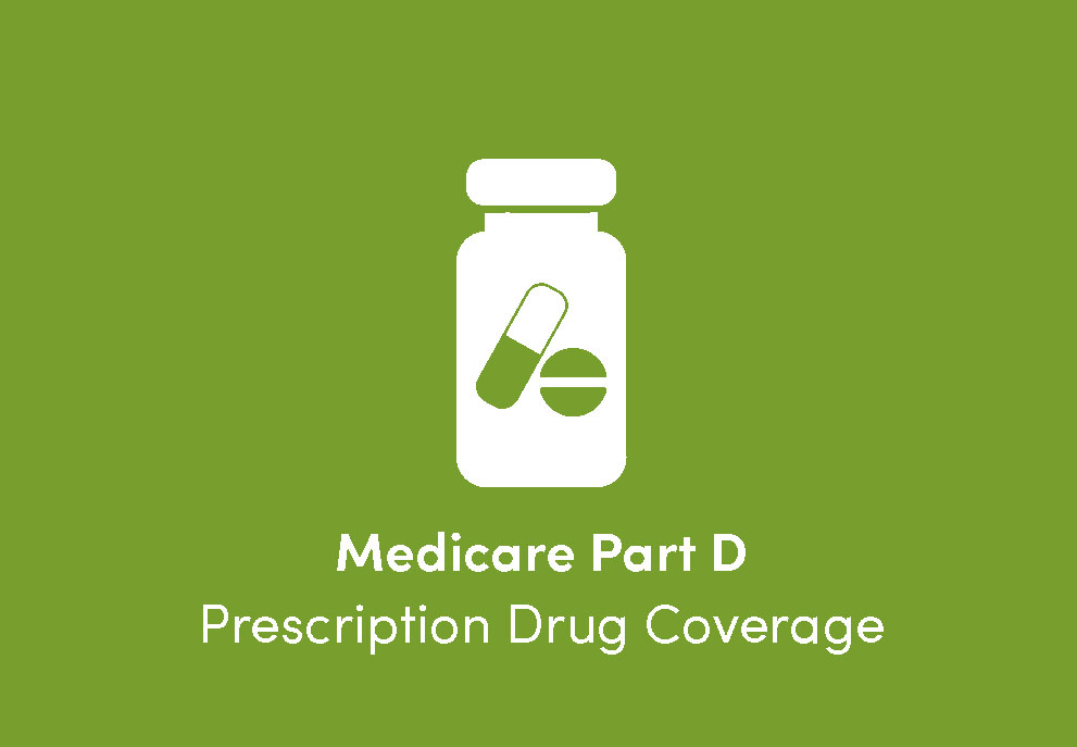 Medicare Part D Button