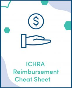 ICHRA Expense Cheat Sheet