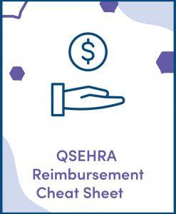 QSEHRA Reimbursement Cheat Sheet